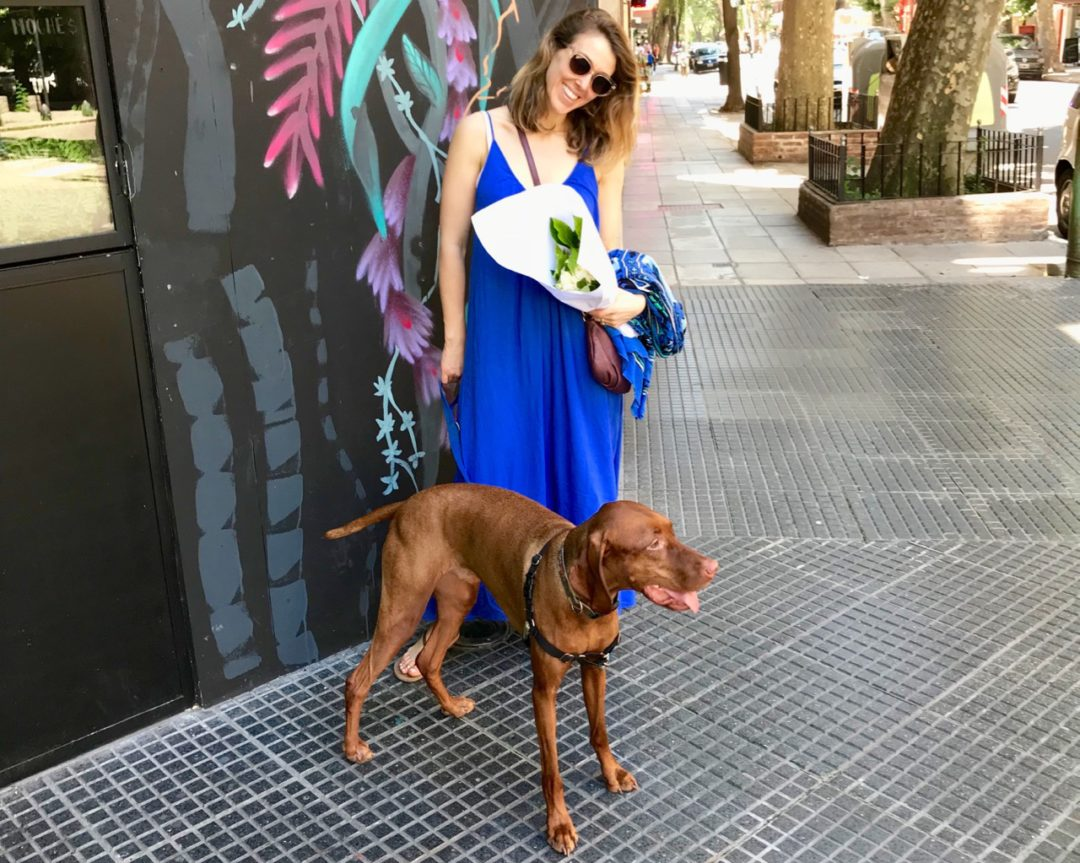 Lynze in Buenos Aires